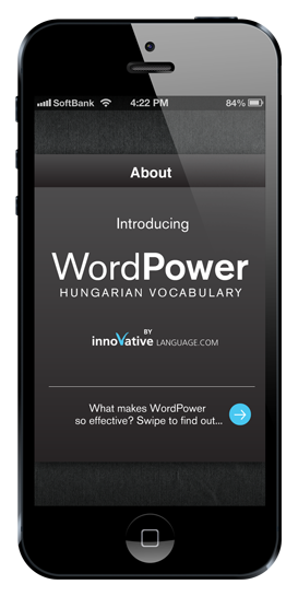 Best Hungarian Words & Phrases App - WordPower Hungarian