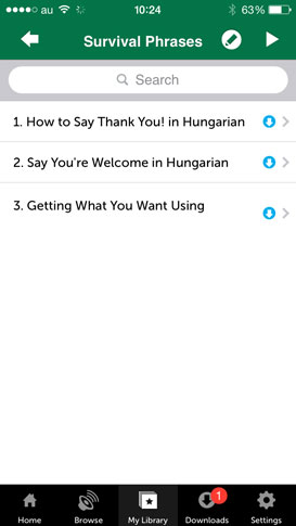Innovative Language 101 for Android, iPhone, iPad and Kindle Fire